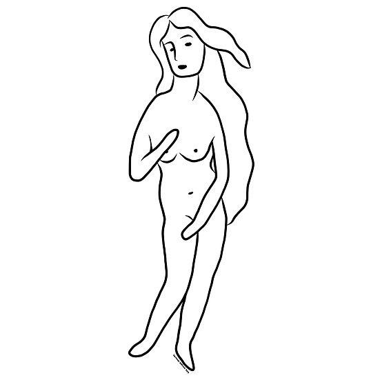 Birth of Venus Print