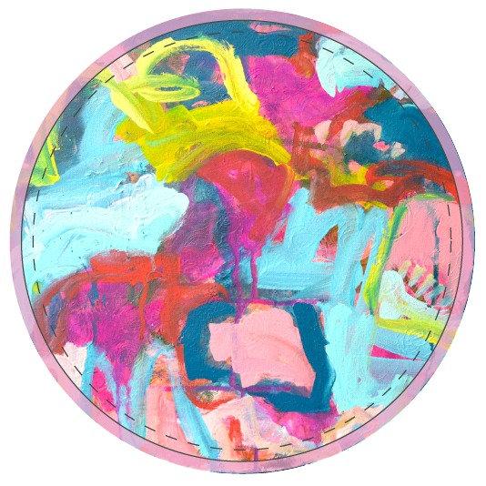 Heart's Aflutter Sticker