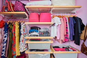 Young Girls Closet