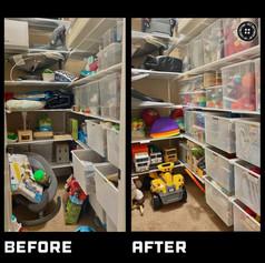 Toy organization system