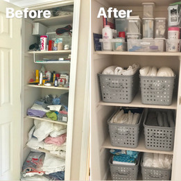 Laundry and Medical Upgrade
