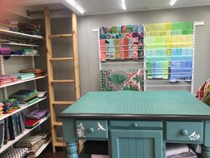 Craft Space organized