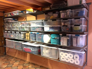 Creating Storage in garage