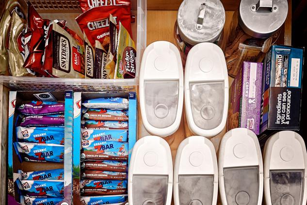 Snack Station for kids
