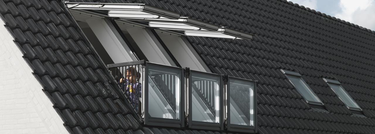 VELUX Balconies