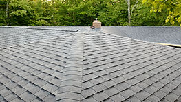 Aspalt Shingle Roof, Pitched Roof, GAF Timberline