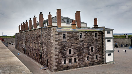 Citadel Hill Roof Halifax Nova Scotia
