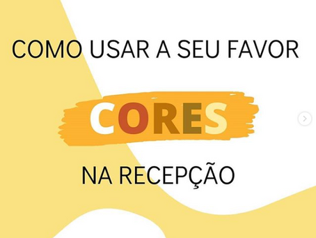 Como usar as cores a seu favor?