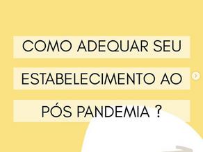 Como adequar sua clínica ao pós pandemia?