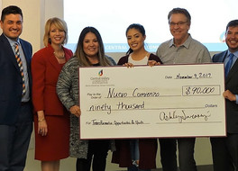 Youth programs receive support from Central Valley Community Foundation.