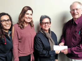 New Latina Youth Program funded by San Bruno Community Foundation