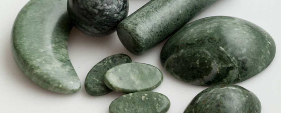 Jade Hot Massage Stones