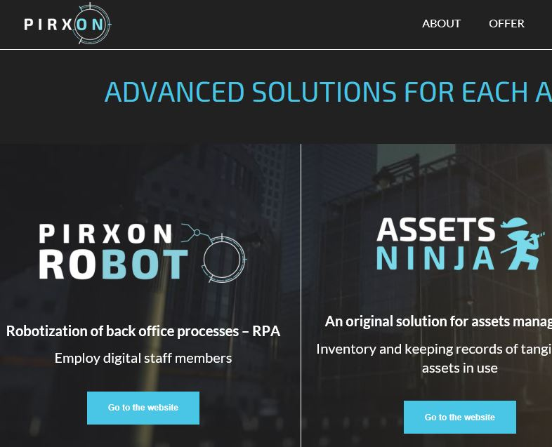 Pirxon.com