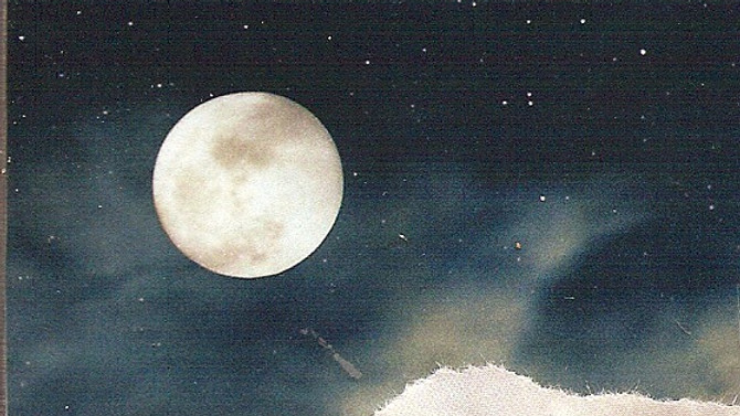 Full Moon Breathing & Meditation Circle
