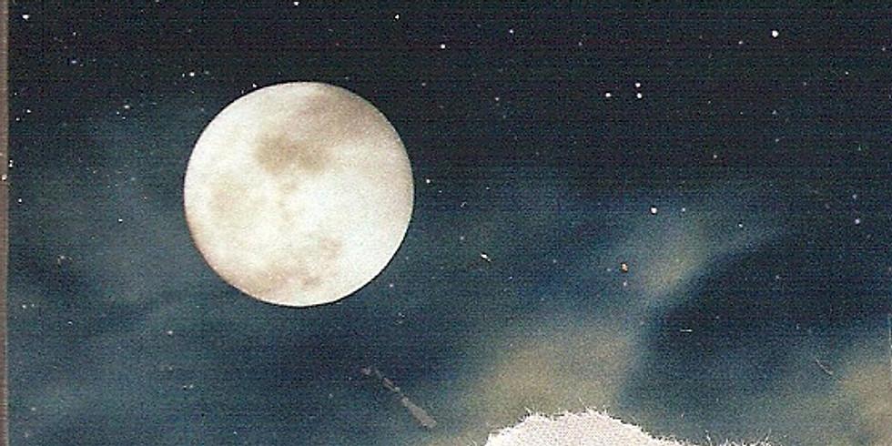 Anniversary Celebration - Full Moon Breathing & Meditation Circle