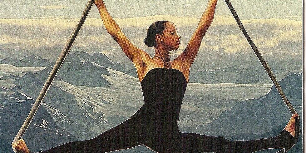 Yoga & Conversation with Amy Owen benefitting The Loveland Foundation