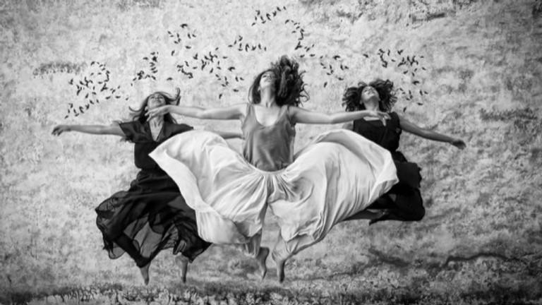12 Facets of Divine Feminine: The Marys