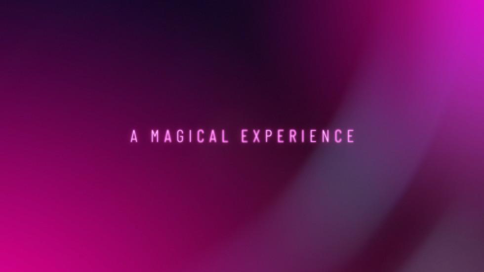 DSTV   SENSORY EXPERIENCE