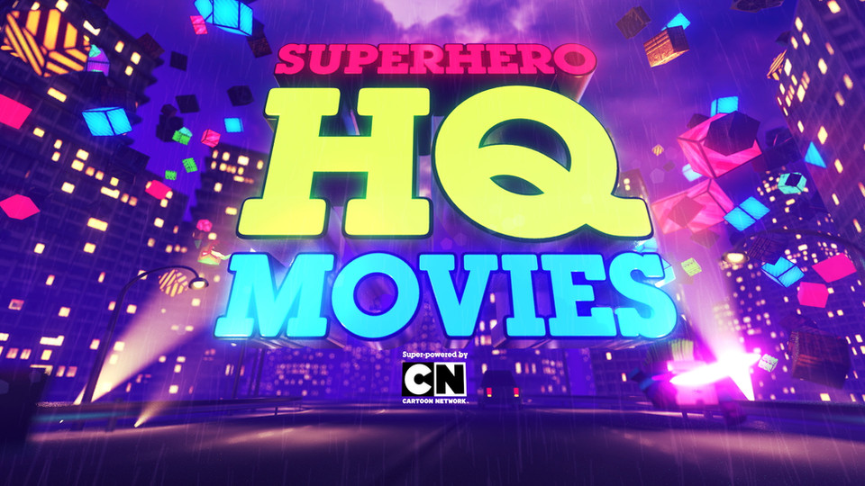 CARTOON NETWORK | SUPERHERO HQ