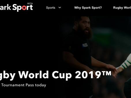 Get Spark Sport Ready...
