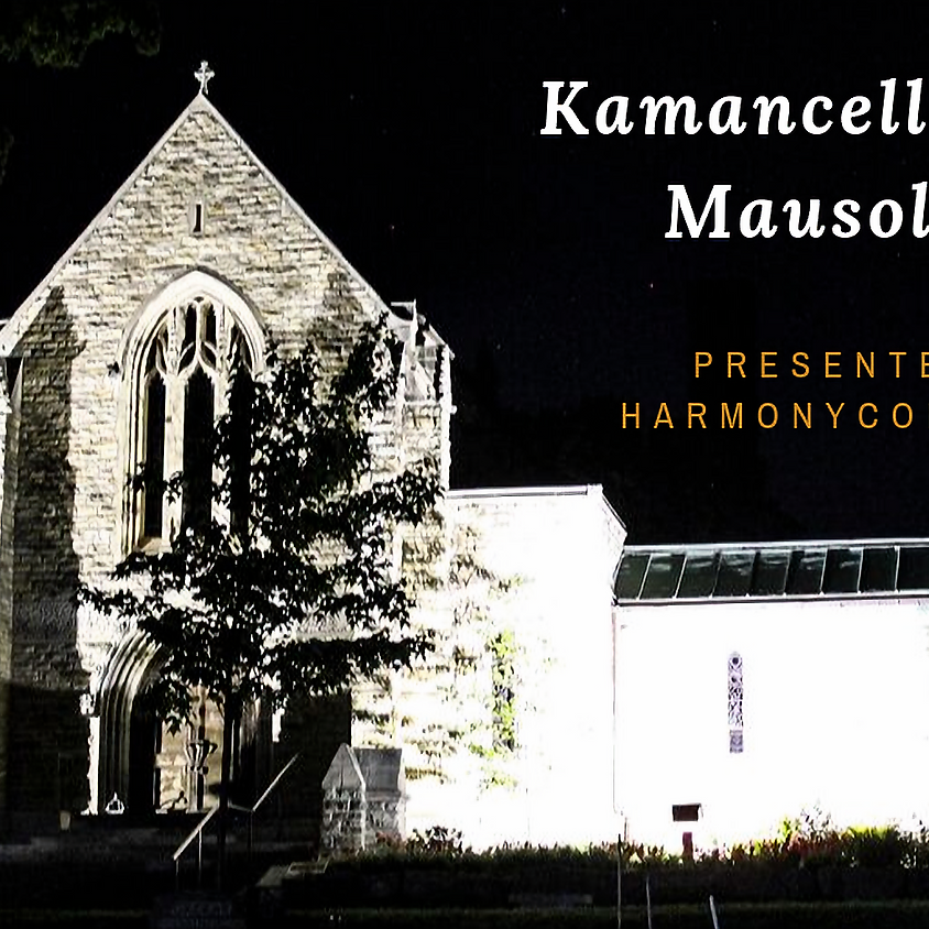 Kamancello at The Historic Beechwood Mausoleum