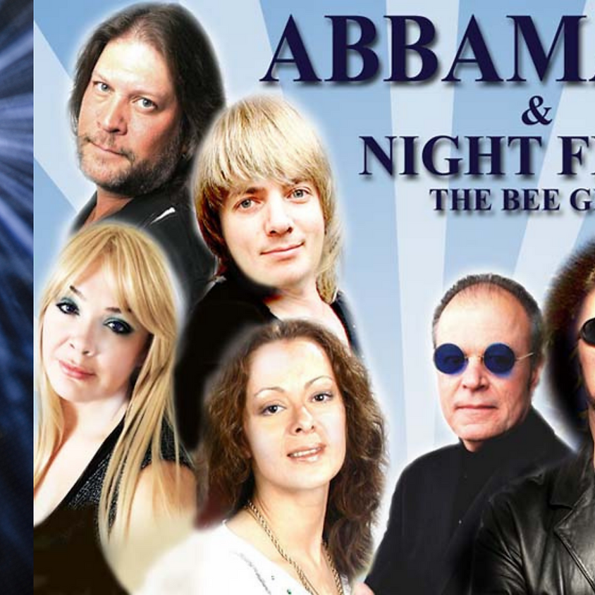 ABBAMANIA and Night Fever, The Bee Gees