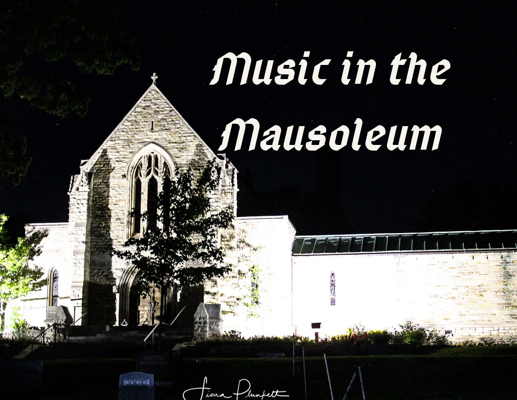 music in the mausoleum