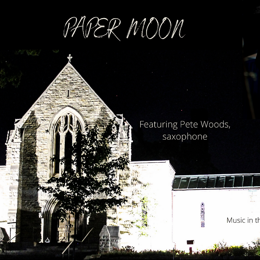 Paper Moon - Featuring Pete Woods