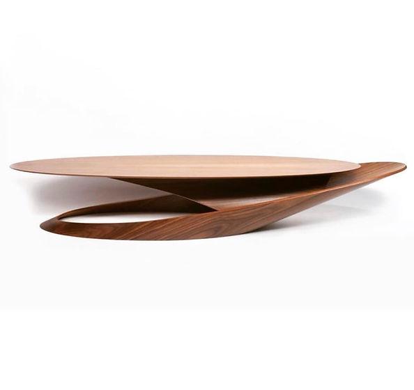 Opere e i Giorni Studio Large Italian Modern Architectural Coffee Table by Studio L'opere ei Giorni