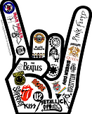 Cantor Banda de Rock em SP