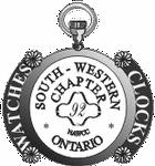 Chapter 92, NAWCC logo