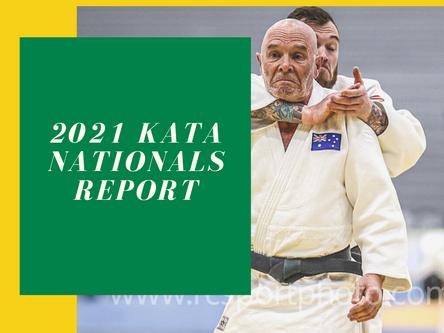 2021 Kata Nationals