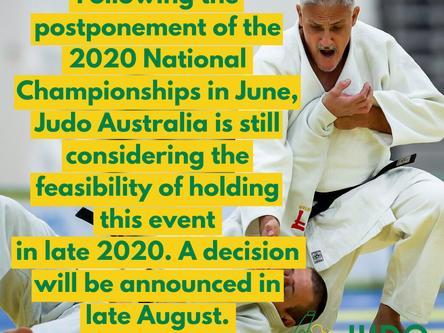 2020 National Championships