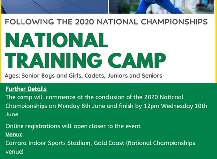2020 June National Training Camp