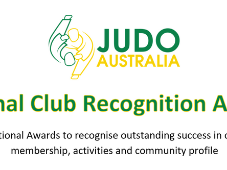 2019 National Club Recognition Awards