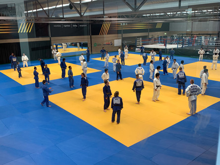 2020 Judo Australia Randori Camp