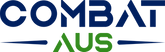 Combat AUS logo design transparent PNG.p