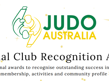 2020 National Club Recognition Awards