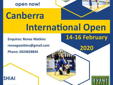 Canberra International Open 2020
