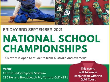 2021 National School Championships