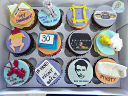 Friends Cupcakes
