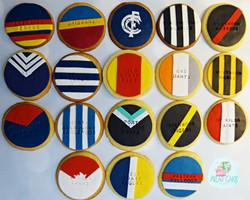 Footy Cookies