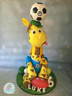 Sporty Giraffe