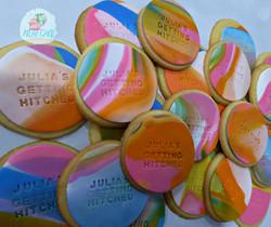 Multicoloured Cookies