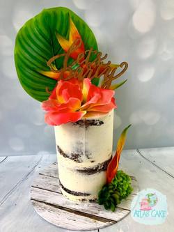 Tropical Semi Naked