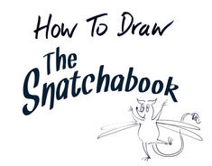 How to draw The Snatchabook