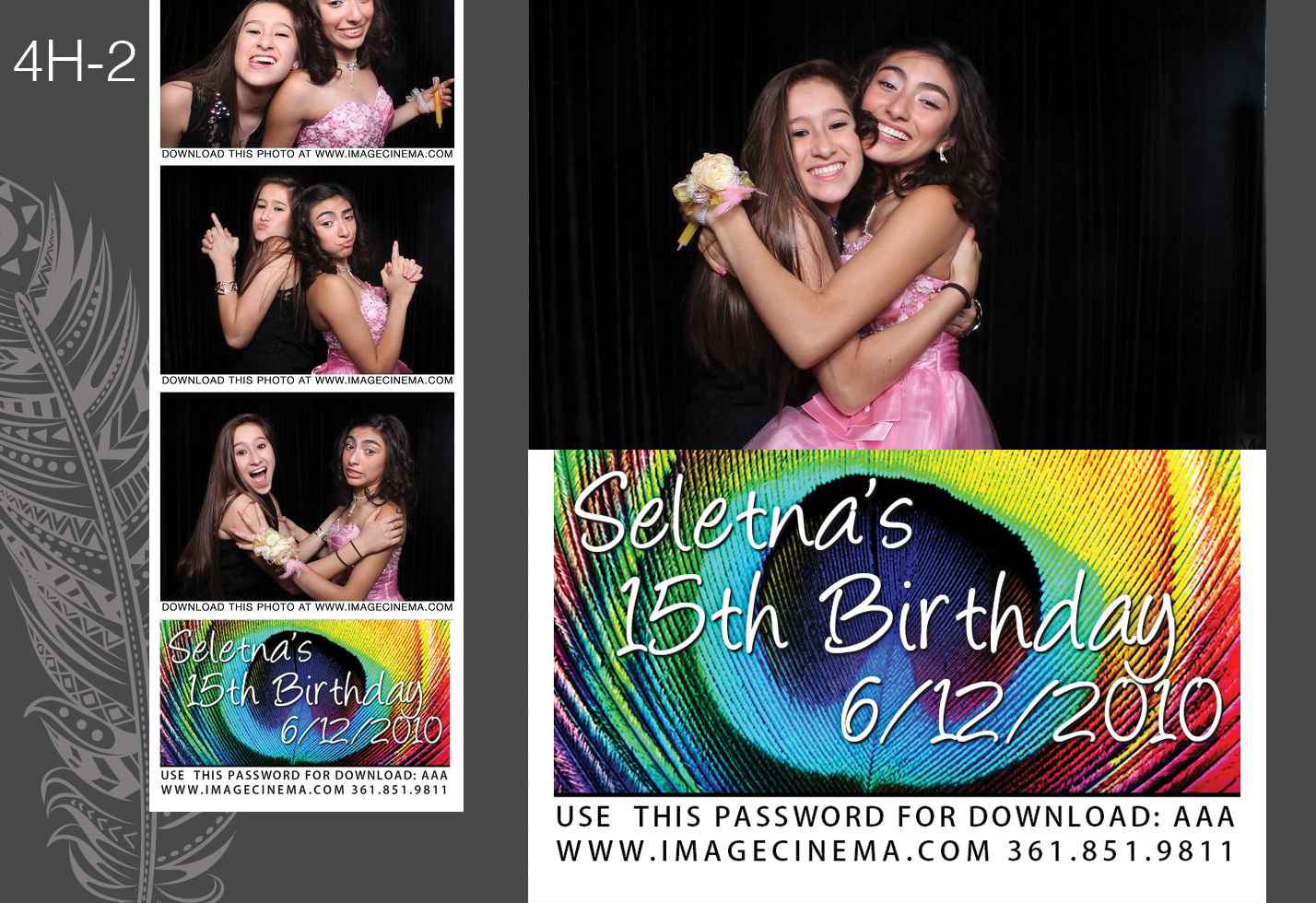 Photo Booth 4H-2
