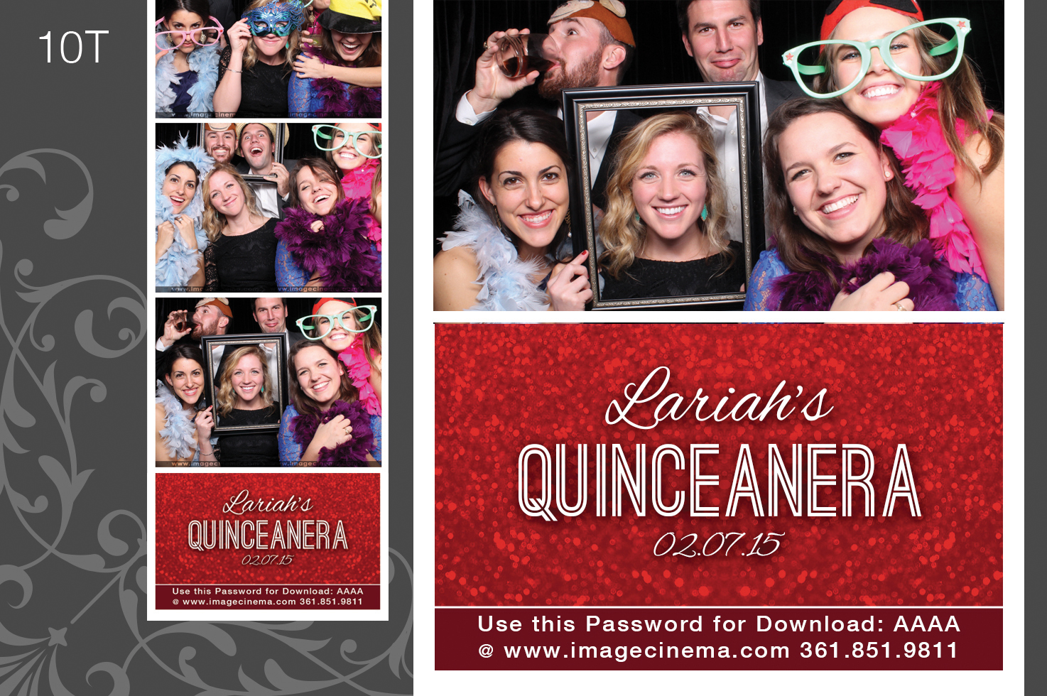 Photo Booth 10T
