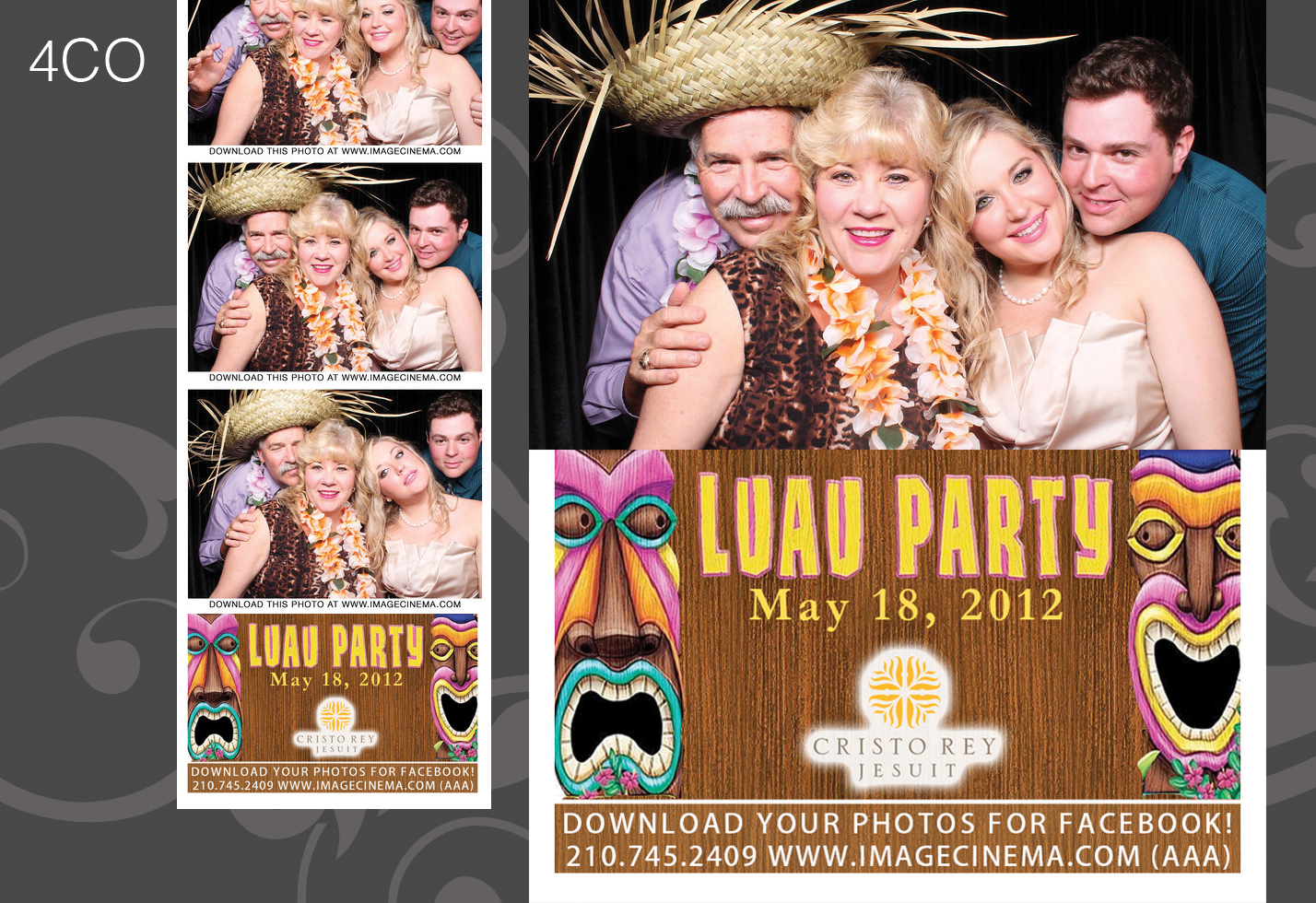 Photo Booth 4CO