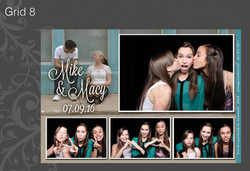 Photo Booth Grid 8